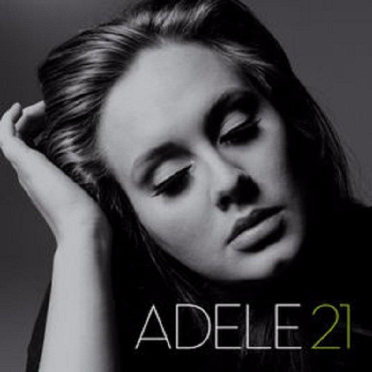 詩軒音像阿黛爾 Adele 21 CD-dp070