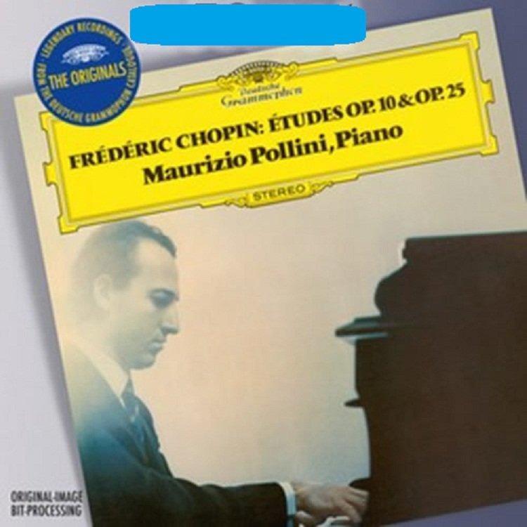 詩軒音像肖邦 24首練習曲 Frederic Chopin : Etudes Op.10 & Op.25 CD-dp07