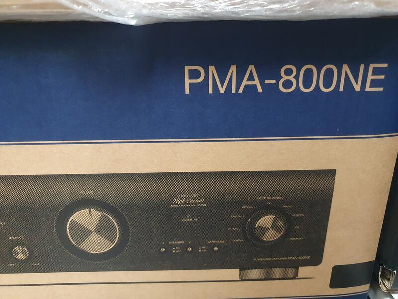 全新品 一年保固 DENON PMA-800NE PMA-800 綜合擴大機