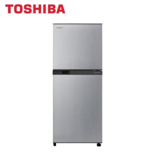 TOSHIBA東芝192L雙門冰箱 GR-A25TS 另有GR-A28TS GR-A320TBZ GR-A370TBZ