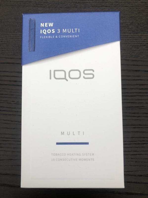 日本正版 IQOS 3 Multi 整組