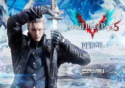 辣像館--預定,Prime 1 Studio:29寸《鬼泣5》- Vergil/維吉尔 標準版(UPMDMCV-03)