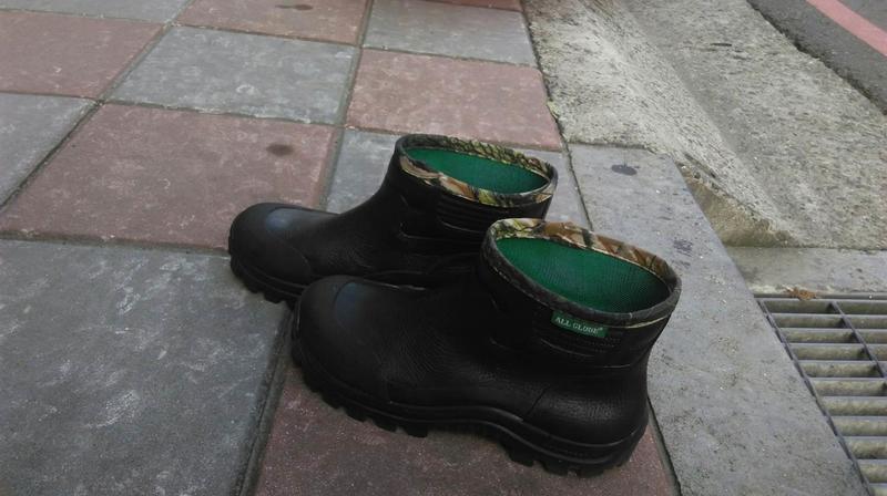 病媒防治工具專區------防滑工作鞋