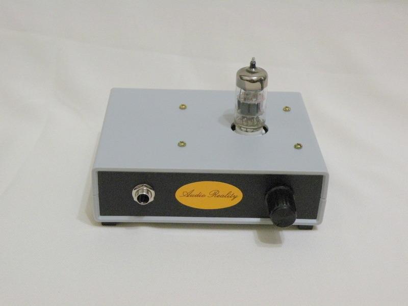 Audio Reality PH-250真空管耳機擴大機