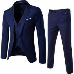 韓版之家男士西裝三件套裝男裝西服男式套裝工作服 A141