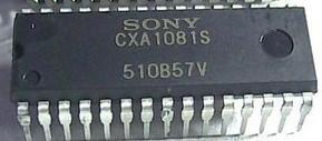 [二手拆機][含稅]直插  CXA1081S CXA1081   品質保證