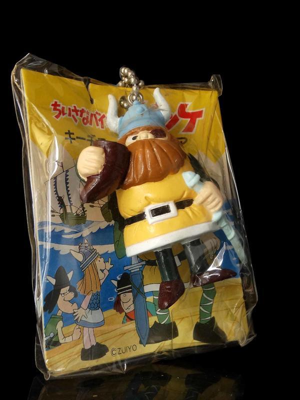 2FG-2 : 1999 SEGA 北海小英雄 哈魯巴魯 維京老大 VICKY THE VIKING 富貴玩具店