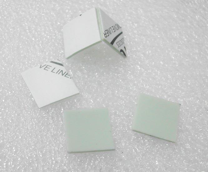(大新北筆電) 顯示卡 MOS 軟導熱矽膠墊片 散熱墊片 FLEX340 (15*15*1.0mm)