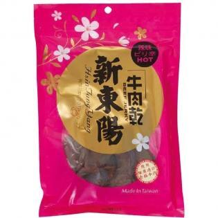 新東陽 辣味 牛肉乾 (100g)