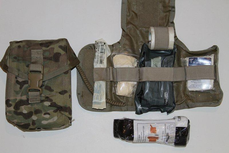 美軍公發 IFAK Multicam 醫療急救包 not ACU Eagle LBT USMC