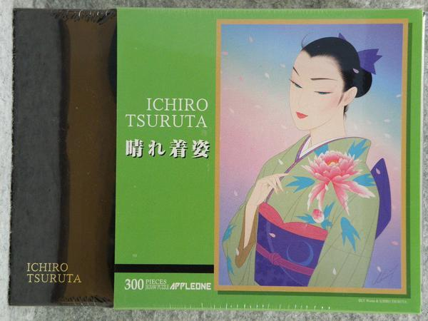 日本正版拼圖. Ichiro Tsuruta 鶴田一郎 300片絕版拼圖 300-232