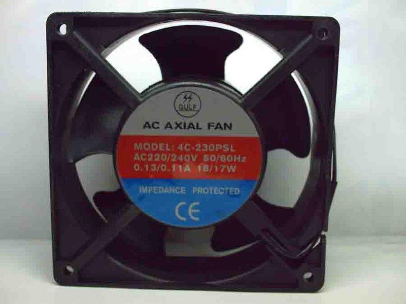益 昇 之 家  風 扇  120*120  AC220V