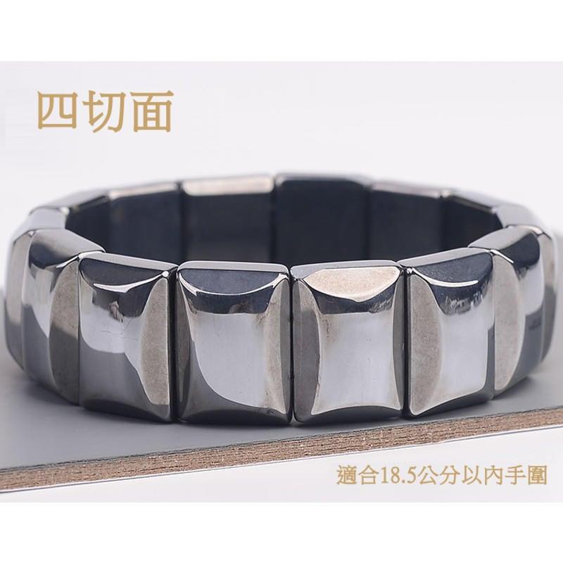 【蓁寶閣】日本技術四切面高純度太赫茲波磁石手環改善人體磁場能量手環