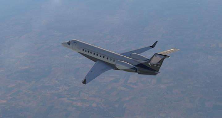 Embraer Legacy 650 by X-Crafts for X-Plane 11