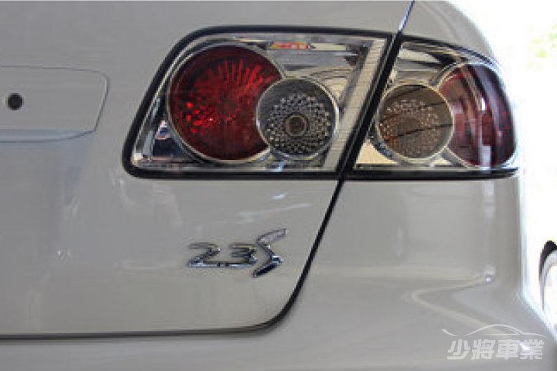 *年終促銷價 公里數少* 2004年  Mazada6  2.3S  馬6  稀有白色 黑內裝 另有兩部 銀色 黑色
