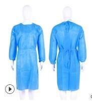 SMS 3層複合布防護衣/隔離衣/防塵衣/(非醫療)pp  加厚