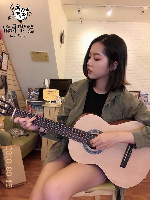 ♪ Your Music 愉耳樂器♪(免運) SC-3610 桃花心木 36吋古典吉他 附袋