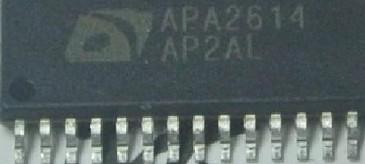 [二手拆機][含稅]進口原裝 APA2614 雙排貼片28腳
