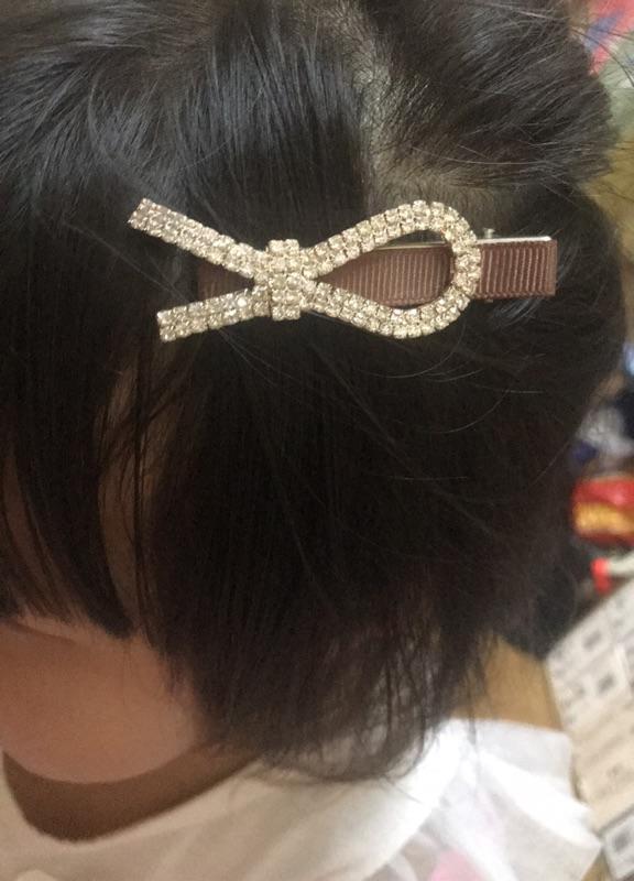 ✨芙✨ 水鑽 髮夾