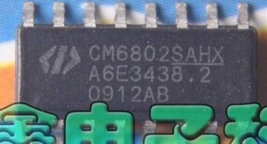 [二手拆機][含稅]拆機二手原裝 CM6802SAHX sop-16 貼片16腳