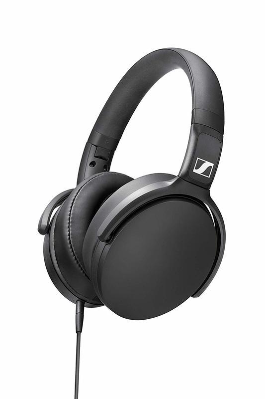 【犬爸美日精品】聲海 SENNHEISER HD 400S 封閉式耳罩式耳機 更好的佩戴舒適性 超高CP值!