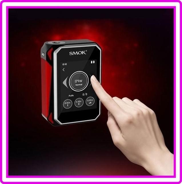 【玩大煙】台灣保固 現貨SMOK G-PRIV KIT220W最新螢幕觸控套組 送2顆高功率離電池+絕對零度非電子 煙油