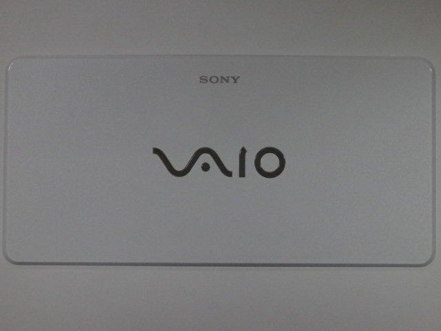 SONY VAIO 8吋 P系列 上蓋 A面 A殼 白色 未使用 全新 台北市可面交