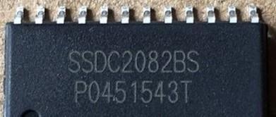 [二手拆機][含稅]拆機二手SSDC2082S SSDC2082BS 電源管理晶片【直拍】