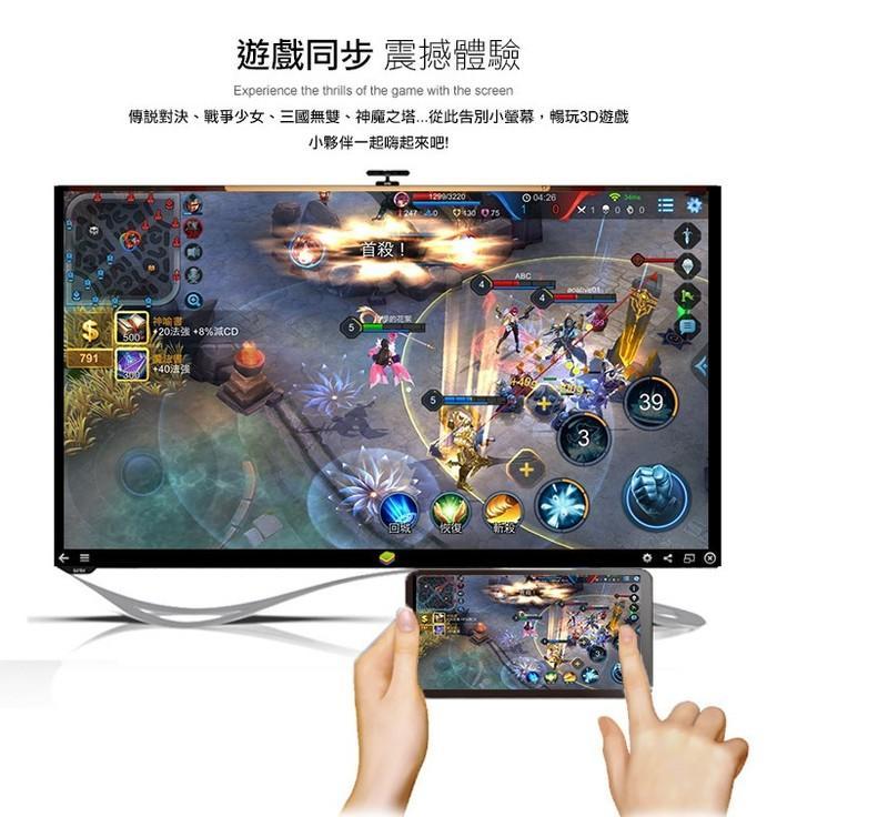 2019年最新款,台灣正品貨1080P高畫質,高速同步,支援蘋果跟安卓手機,即插即用,無需APP