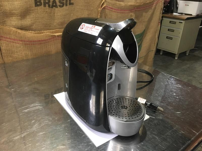 膠囊咖啡機 (中古 二手 舊品 SAMPO聲寶 HM-AC1315 caffitaly system)