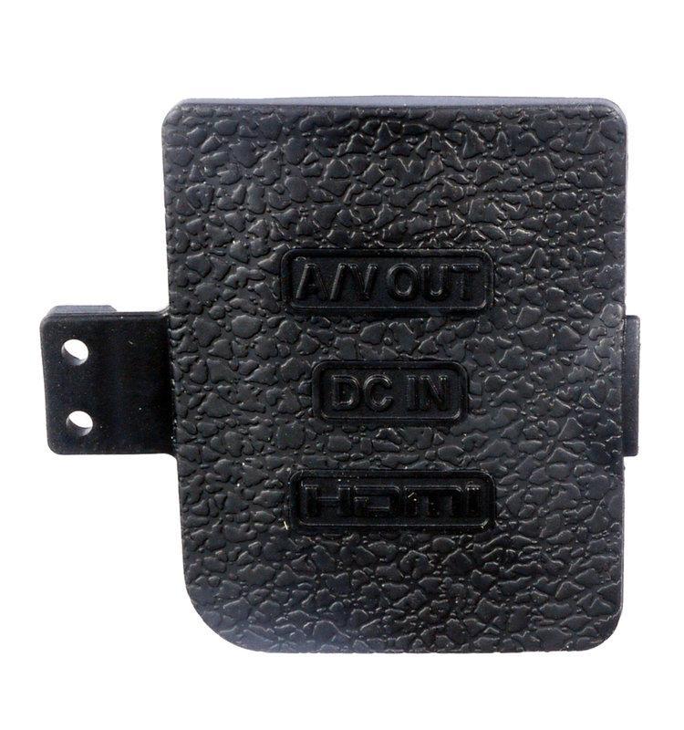 RUBBER CAP for Nikon D3、D3S、D3X 影像訊號蓋 機身皮 蒙皮