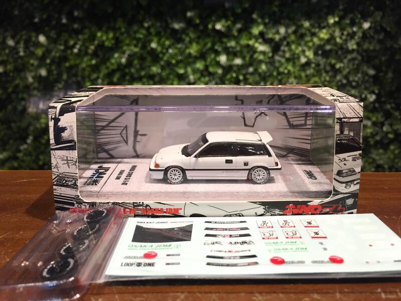 1/64 Inno64 Honda Civic Si E-AT Osaka JDM IN64EATJDM07【MGM】