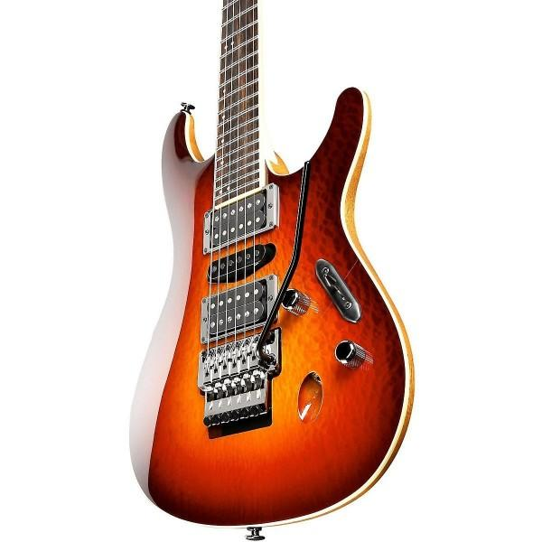 【IBANEZ旗艦店@高雄名人樂器】2019 Ibanez 全新 正日本製 S6570SK-STB 電吉他