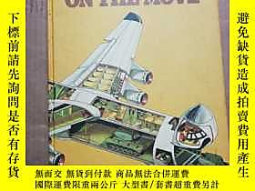 古文物外文版:罕見LOOKING INSIDE MACHINES ON THE MOVE (大開本)露天280247