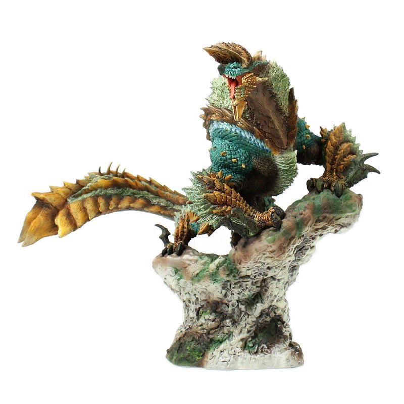 CAPCOM  CFB 魔物獵人 標準模型 雷狼龍 復刻版  (PVC完成品)  (4976219094320)
