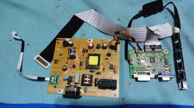 BenQ 22型AH-IPS..VZ2250  電源版...AD版