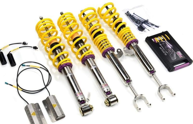 自售 BMW F10 535i 專用 KW V3 避震器 只賣4萬5(已經過保) 需用原廠交換 東西還在車上可以試乘