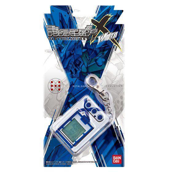 【哆漾町】3月 日本魂商店代購 數碼寶貝 怪獸對打機 X抗體 白藍色款 取付免訂
