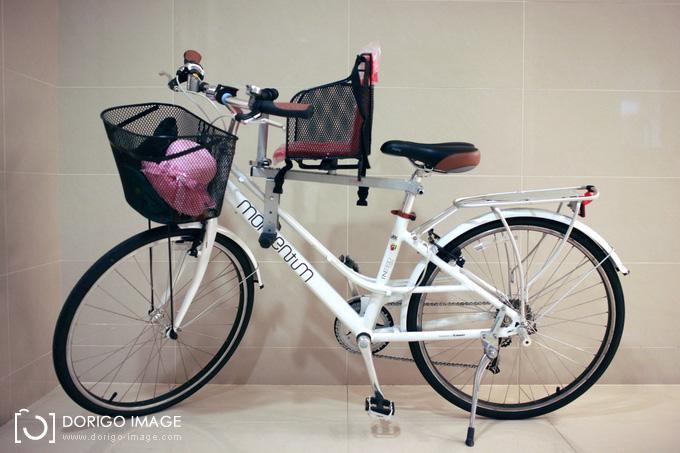 瑞峰親子座 基本款和通用伸縮裝好 捷安特 GIANT INEED1500 變親子腳踏車