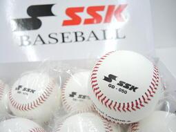 日本品牌 SSK 棒協認證比賽用球GD50 比賽級 硬式棒球 GD-050 一顆140 一打1500