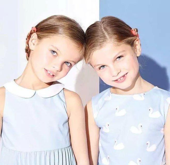 童裝 優雅氣質款 童裝女童中大童16夏季新款全棉小天鵝連衣裙