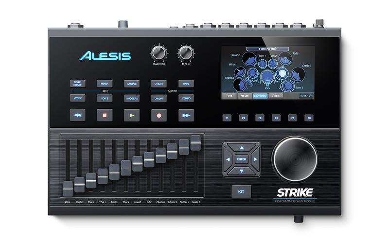 造韻樂器音響- JU-MUSIC - Alesis Strike kit 電子鼓!!『公司貨,免運費』