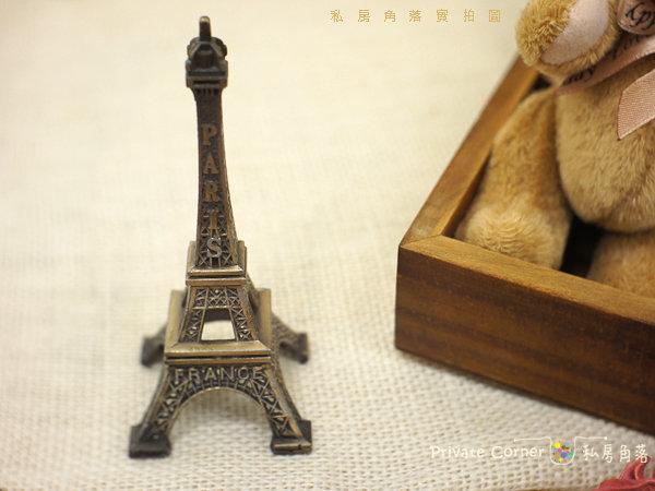 ◎私房角落【JBA0001-A】Zakka法國巴黎艾菲爾鐵塔小擺飾品10cm下標區/拍攝道具/家飾逼真模型