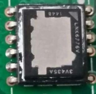 [二手拆機][含稅]LNK6776V 拆機二手電源管理晶片 DIP-11
