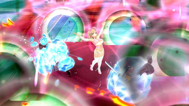 PS4《閃亂神樂 Burst Re:Newal》波濤洶湧 DX 包