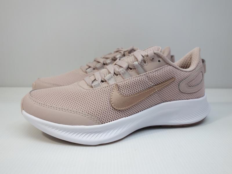 =小綿羊= NIKE W RUNALLDAY 2 淡粉金 CD0224 200 女生 慢跑鞋 舒適