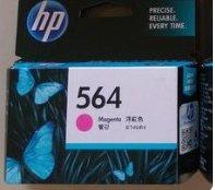HP 564 原廠裸裝墨水匣 紅色 過期品 5510 3070A B109N C309A