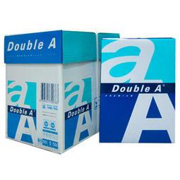 【沁育企業社】 Double A 80g B5 影印紙 (台南市區10包免運;大量訂購另有優惠)