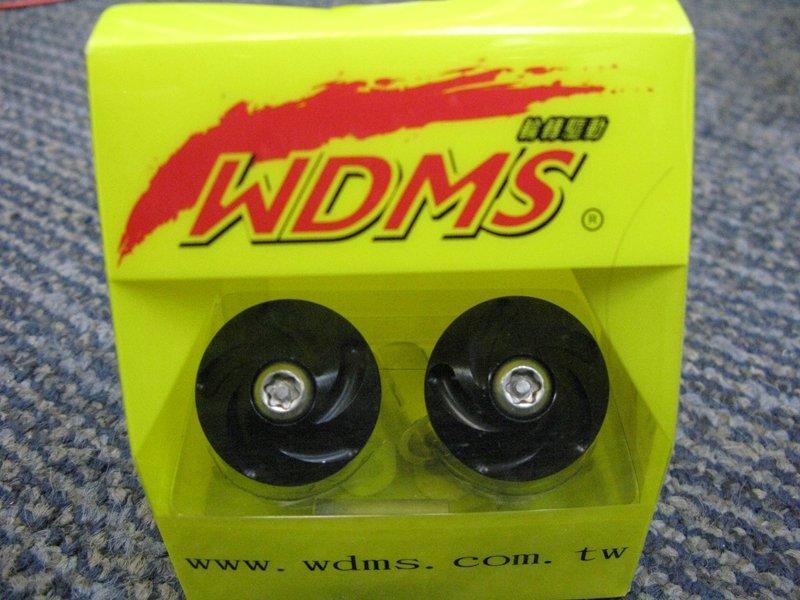 DIY本舖 WDMS/輪轉 平衡端子 黑色 通用型 端子 平衡端子 全車系 全機種 通用