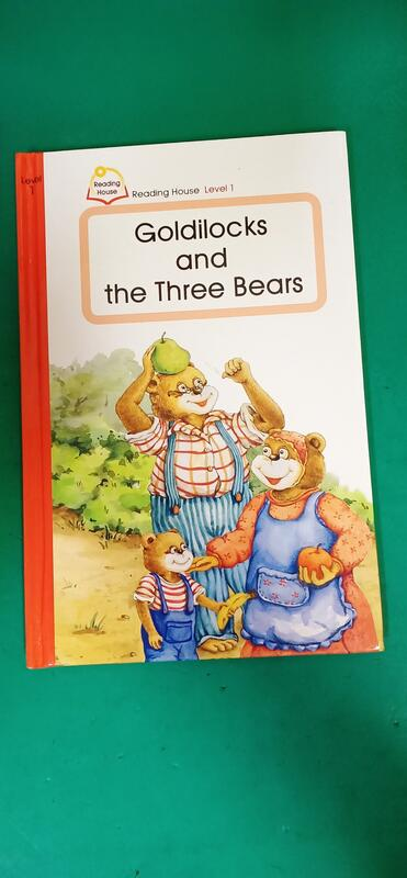 Read House Level 1 Goldilocks and the Three Bears 敦煌 無劃記I180